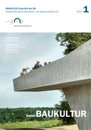 Zeitschrift BAUKULTUR runterladen (PDF, 5,5MB) - Verband ...
