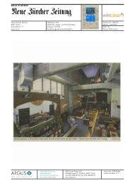 EKesselhaus in Winterthur bietet dem Kinobesucher ... - Boilerroom