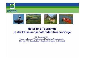 Naturerlebnis in der Flusslandschaft Eider-Treene-Sorge