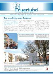 Das neue Gesicht des Quartiers - Selbsthilfe Bauverein eG