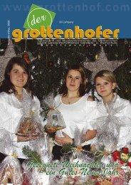 Gesegnete Weihnachten und ein Gutes Neues ... - Grottenhof-Hardt