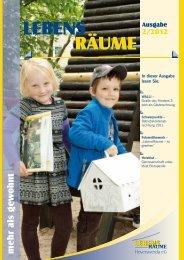 Ausgabe 2/2012 - LebensRäume Hoyerswerda eG