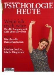 Wie gut ist Ihre Beziehung zum Geld? - pdf - Birgit Schönberger