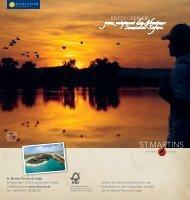 aktuellen Seewinkel Safari Folder! - St. Martins Therme & Lodge
