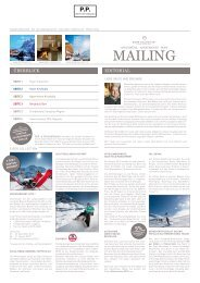 Eiger Collection Mailiing Winter 2013 PDF - Hotel Kirchbühl ...
