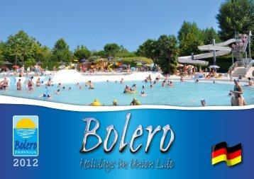 Broschüre - Mobilheim Urlaub Italien
