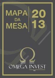 Mapa da Mesa - Omega Invest