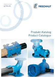 Produkt-Katalog Product Catalogue - TALIS