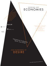 Download programme as pdf (560kB) - Desiring Just Economies ...
