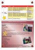 Adventszeitung 2011 - Haus Gisela - Seite 7