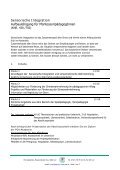 Sensorische Integration - PGA - Seite 2