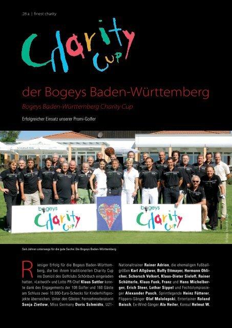 der Bogeys Baden-Württemberg