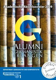 alumni alumni - Friedrich-Alexander-Universität Erlangen-Nürnberg