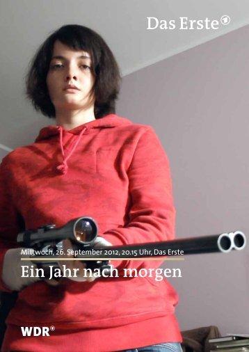 Ein Jahr nach morgen - WDR.de