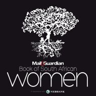 Book of South African - Book of Women - Mail & Guardian