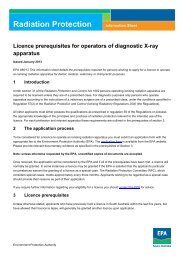 Licence prerequisites for operators of - EPA - SA.gov.au