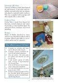 ALLBÄCK WINDOWCRAFT & LINSEED OIL PAINT - Solvent Free ... - Page 4