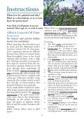ALLBÄCK WINDOWCRAFT & LINSEED OIL PAINT - Solvent Free ... - Page 6