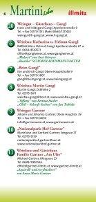 Unsere Weine - Illmitz - Page 6