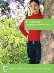 Counsellor Folder - you@UBC - University of British Columbia
