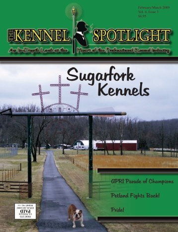 Sugarfork Kennels - Kennel Spotlight