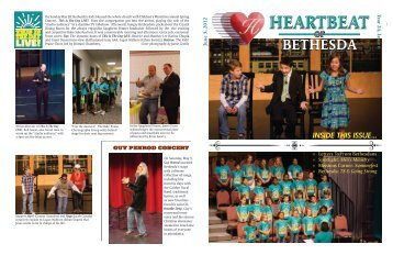 06-2012 June Heartbeat - Bethesda Christian Church