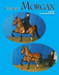 April/May 2012 - Canadian Morgan Horse Association