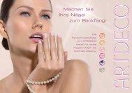 Machen Sie Ihre Nägel zum Blickfang! - Sonjas Kosmetikstudio
