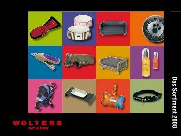 Wolters Katalog 2006 - Hundeleinen .de
