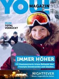 YOU Magazin Ausgabe 1-2013