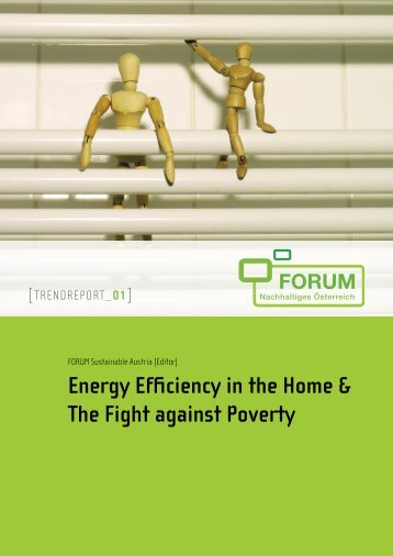 Energy Efficiency in the Home & The Fight against Poverty
