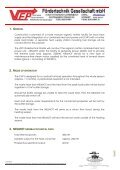 PROJECT DESCRIPTION CHP-FACILITY 300 KW WITH FUEL - vep.at - Page 3