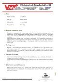 PROJECT DESCRIPTION CHP-FACILITY 300 KW WITH FUEL - vep.at - Page 4