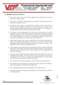 PROJECT DESCRIPTION CHP-FACILITY 300 KW WITH FUEL - vep.at - Page 5