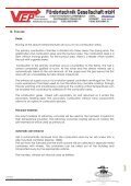 PROJECT DESCRIPTION CHP-FACILITY 300 KW WITH FUEL - vep.at - Page 7