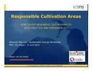 20100611_Ecofys - NABC Sustainable Energy WS - Bioenergy ...