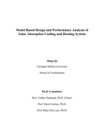 design and performance analysis of a This dissertation addresses the problem of robust and resilient control design with additional performance analysis for uncertain systems with finite energy disturbances.