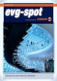 OSRAM evg-spot 2/2009