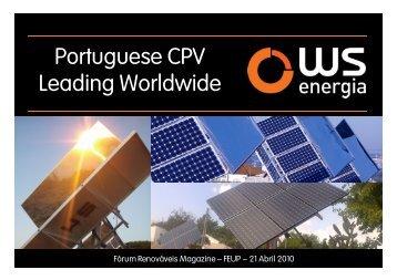by WS Energia - Renováveis Magazine