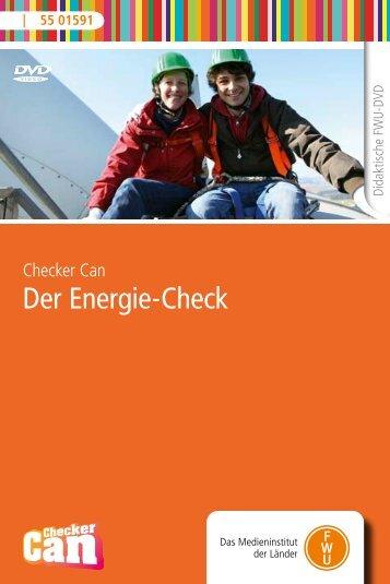 Der Energie-Check - FWU