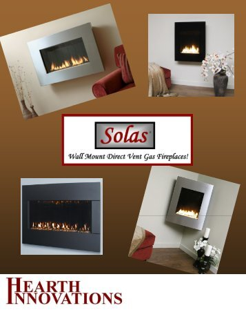 Solas Nua Brochure 2 - Hearth Innovations