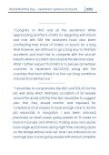 World Maritime Day - Seafarers' opinions on SOLAS - Crewtoo - Page 4