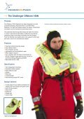 Challenger SOLAS Lifejackets - International Safety Products - Page 2