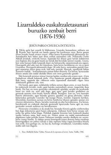 REVISTA PRINCIPE DE VIANA - Dialnet