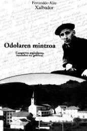 Odolaren mintzoa - Euskaltzaindia