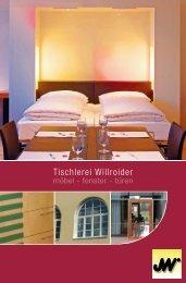 Fenster - Stadtbaumeister Josef Willroider GmbH