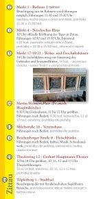 Das Programm | Program - Page 6