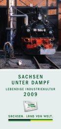 Sachsen unter Dampf - Eisenbahnmuseum Schwarzenberg