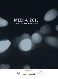 Media 2015: The Future of Media - Unilever