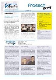 Aktuelles - Dental-Labor Froesch GmbH